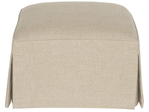 Vanguard Furniture - Zoe Ottoman - V274W-OT