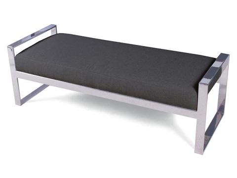 Vanguard Furniture - Soho Grand Bench - W104-BE