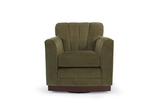 Vanguard Furniture - Paris Swivel Chair - W132-SCH