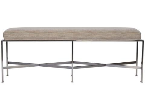 Vanguard Furniture - Penley Bench - W141P-BE