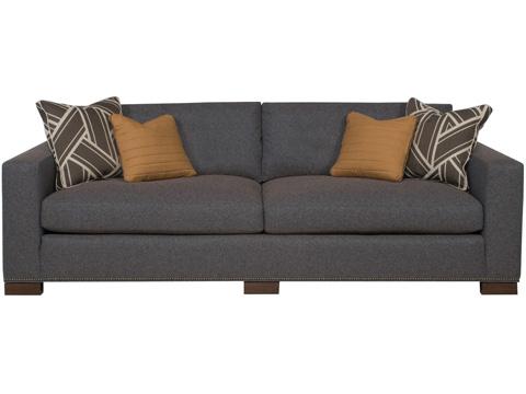 Vanguard Furniture - Two Cushion Track Arm Sofa - W180-2S