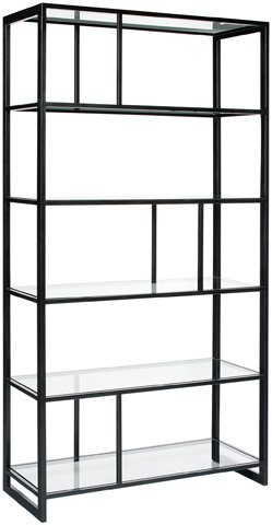 Vanguard Furniture - Judson Book Shelf - W391EG