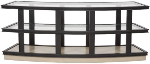 Vanguard Furniture - Fitz Radiused Console - W395RS