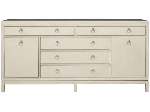 Vanguard Furniture - Bradley Dresser - W522D