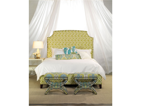 Vanguard Furniture - Bonnie and Bruno Queen Bed - 502CQ-PF