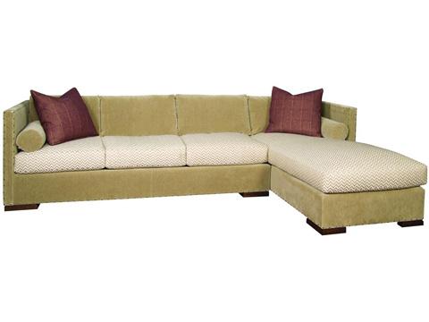Vanguard Furniture - Oakwood Chaise Sectional - 9029-LAS SECT