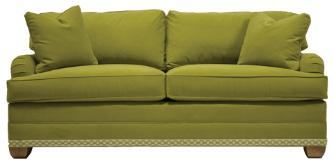 Vanguard Furniture - East Lake Sleeper Sofa - 603-2SS