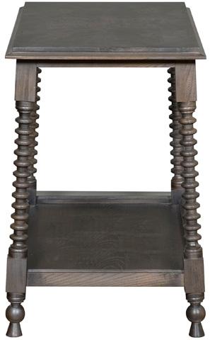 Vanguard Furniture - Ledra Side Table - 8516L-HS