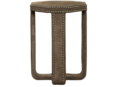 Vanguard Furniture - Eastwood Upholstered Spot Table - 9020-UT