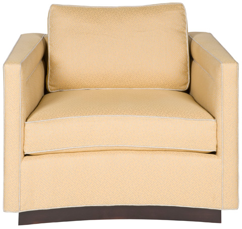 Vanguard Furniture - Henderson Harbor Chair - 9052P-CH