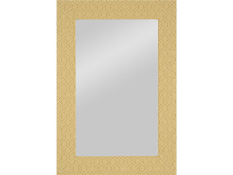 Vanguard Furniture - The Brewster Upholstered Mirror - 9406P-MI