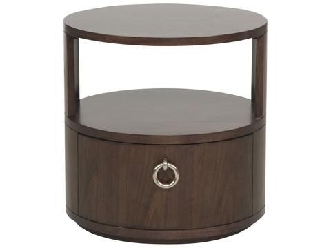 Vanguard Furniture - Slocum Hall End Table - 9508L-NR