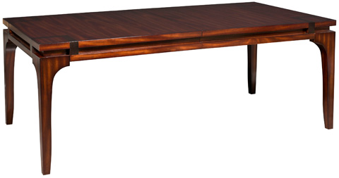 Vanguard Furniture - Hoag Lane Dining Table - 9717T