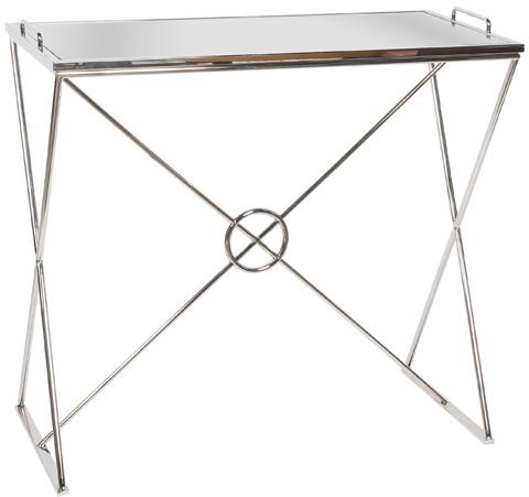 Vanguard Furniture - Auburn Mirrored Top Serving Tray - 9718S-PS