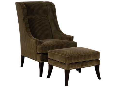 Vanguard Furniture - Duke Chair - C22-CH