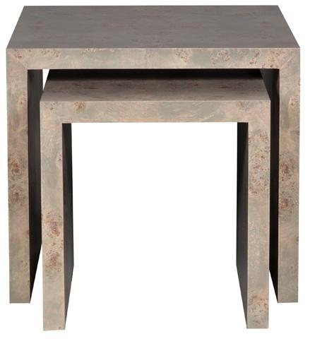 Vanguard Furniture - Tranquility Side Nesting Tables - P214E-DU