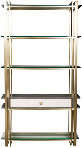 Vanguard Furniture - Wallace Etagere - P220EG