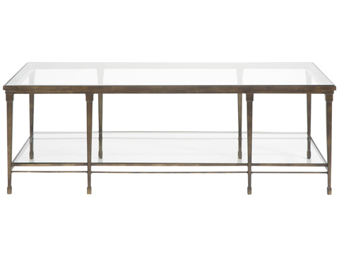 Vanguard Furniture - Hardin Cocktail Table - P426C