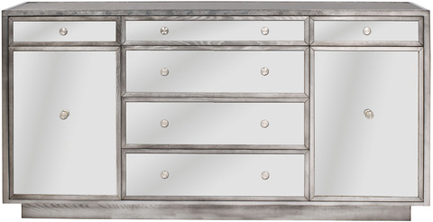 Vanguard Furniture - Madison Drawer Chest - P527D