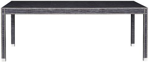 Vanguard Furniture - Gaston Upholstered Table - V118-T