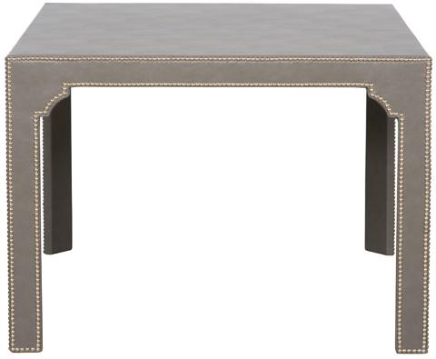 Vanguard - Bingham Upholstered Game Table - V126-GT