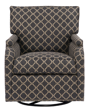Vanguard - Ginger Swivel Glider - V367B-SG