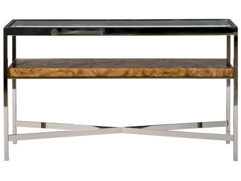 Vanguard Furniture - Ohmar Console - W334S-NB