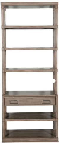 Vanguard Furniture - Stanwick Bookcase - W354H-LG