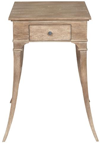 Vanguard Furniture - Athos Lamp Table - 8311L-FY