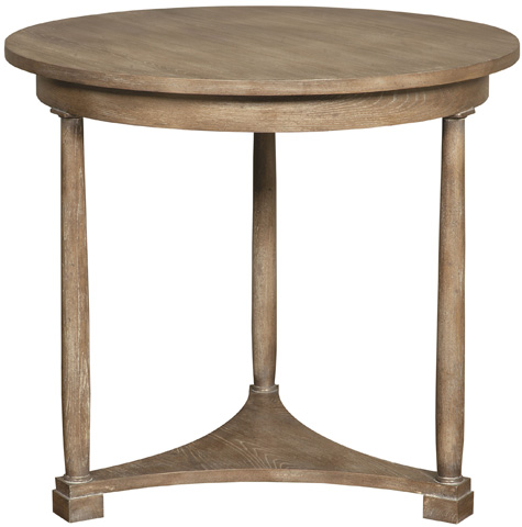 Vanguard - Cyril Lamp Table - 8312L-FY