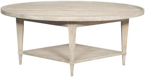 Vanguard Furniture - Ares Cocktail Table - 8320C-BT