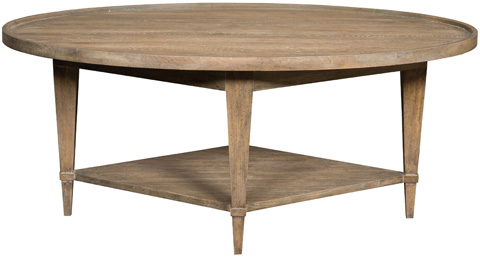 Vanguard Furniture - Ares Cocktail Table - 8320C-FY