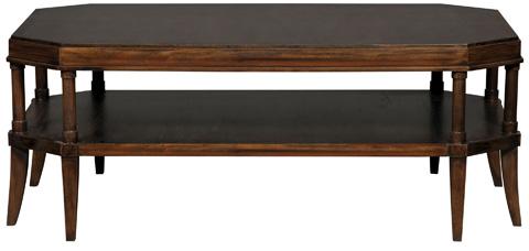 Vanguard - Korina Cocktail Table - 8525C-CV