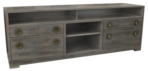 Vanguard Furniture - Artemis Media Console - 8532SC