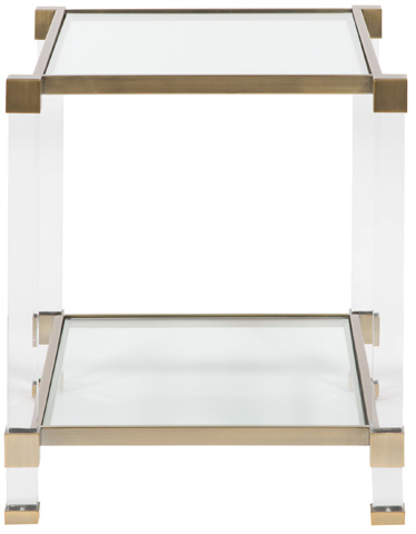 Vanguard Furniture - New Field Side Table - 9447E-SB
