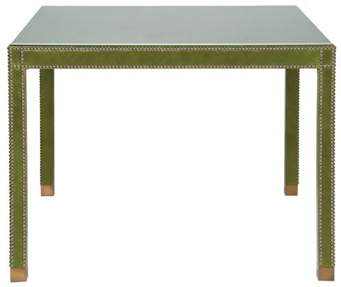 Vanguard Furniture - Gaston Upholstered Game Table - L118-GT