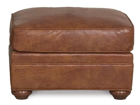 Vanguard Furniture - East Lake Ottoman - L603-OT