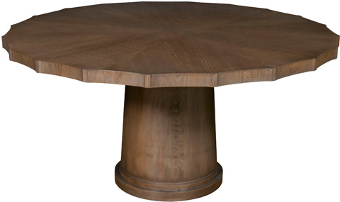Vanguard Furniture - Ava Dining Table - P760T-EU