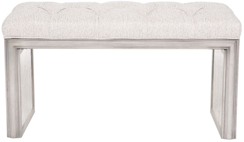 Vanguard Furniture - Blair Tufted Mirror Bench - V98-34BE