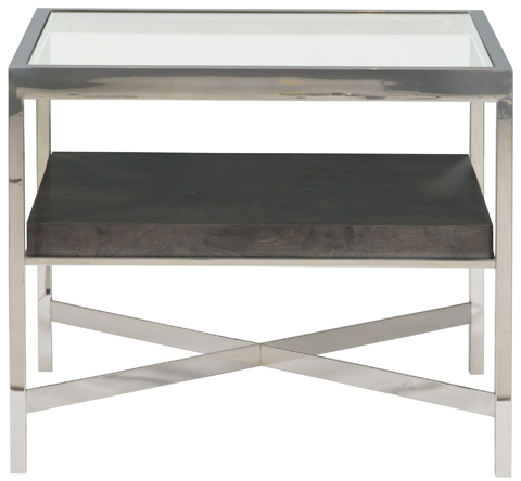 Vanguard Furniture - Jasper Square Lamp Table - W334SL-HS