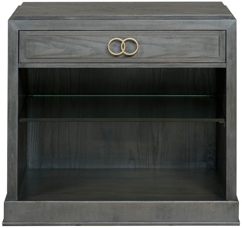 Vanguard Furniture - Granger Side Table - W555E