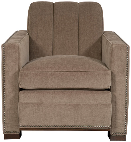 Vanguard Furniture - Garvey Channel Back Chair - W777-CH
