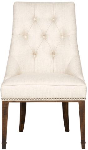 Vanguard Furniture - Brinley Tufted Side Chair - W780S