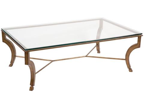 Vanguard Furniture - Conner Cocktail Table - 318C-OG