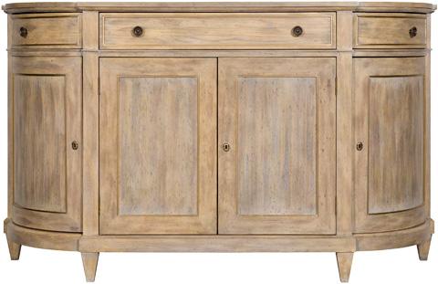Vanguard Furniture - Gregory Buffet - 8703B-FY