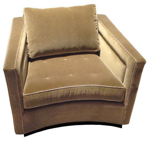 Vanguard Furniture - Henderson Chair - 9052-CH