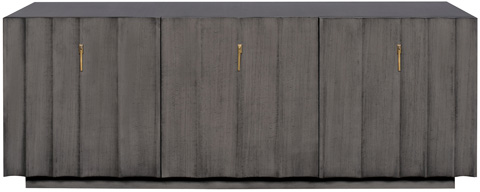 Vanguard Furniture - Ava Media Console - P241SC