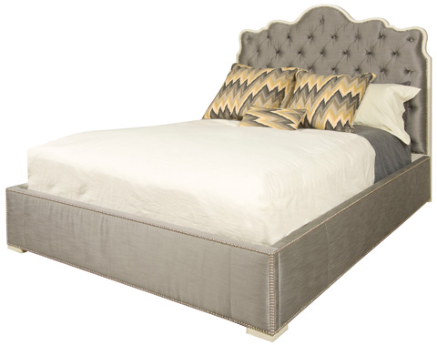 Vanguard Furniture - Flora Queen Headboard - V1736Q-H