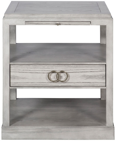Vanguard Furniture - Tennyson Side Table - W602L-DG