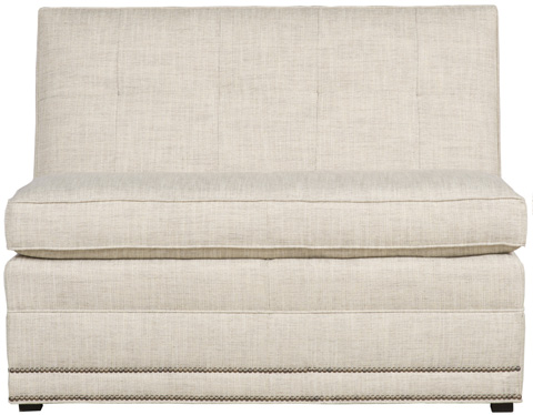 Vanguard - Olmstead Armless Dining Banquette - W754-46